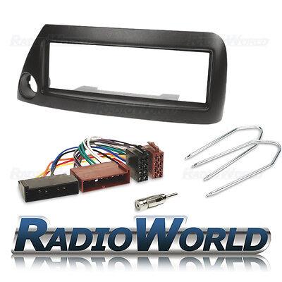Ford KA MK1 Stereo Radio Fascia / Facia Panel Fitting KIT Surround Adaptor Black
