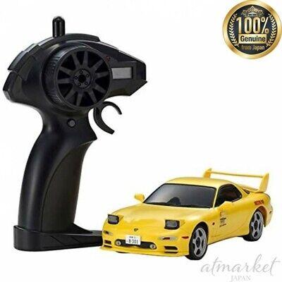Kyosho Mini Coche Radio Control 66603 Primero Minutos Inicial D Mazda RX-7...