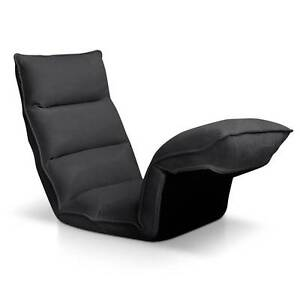 Lounge Sofa Chair - 375 Adjustable Angles – Charcoal Brisbane City Brisbane North West Preview