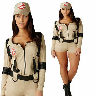 Ghostbuster Buchse Overall Offiziell Lizenziert Ghost Busters Kostüm - Ghostbusters Ghost Kostüm