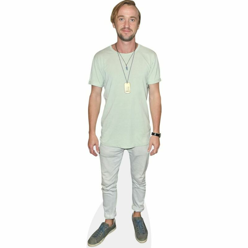 Tom Felton (Jeans) Mini Cutout
