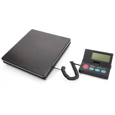 110lb 50kg2g Portable Lcd Digital Shipping Postal Scale Weigh Black Us
