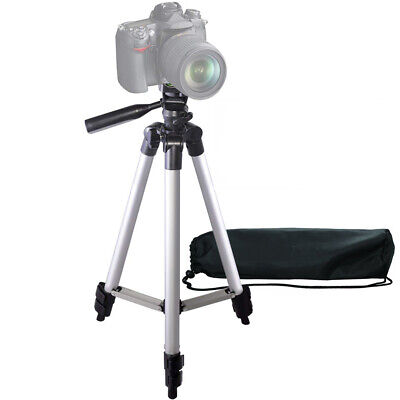 "50"" Inch Pro Series Aluminum Camera Tripod for DSLR Cameras/"