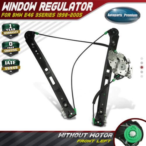 Details About Window Regulator W O Motor For 99 05 Bmw E46 323i 325i 330i Front Left
