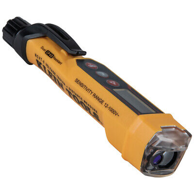 Klein Tools Ncvt-6 Non-contact Voltage Tester Pen With Laser Distance Meter