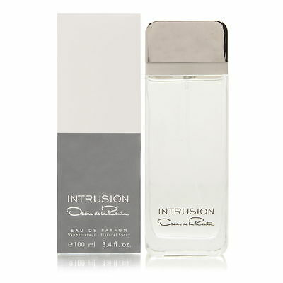 Women Intrusion By Oscar De La Renta 3 4 Oz 3 3 Edp 100 Ml Perfume New Sealed