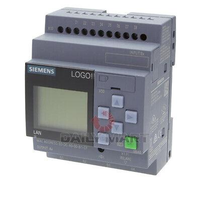 New In Box Siemens 6ed1 052-1cc08-0ba0 Logo 24ce Logic Module