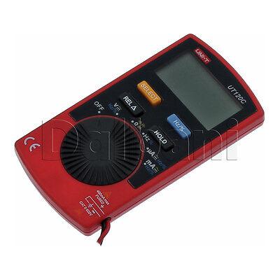 Ut120c Original New Uni-t Pocket Size Digital Multimeter Acdc