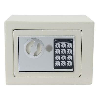 9 High Security Electronic Digital Keypad Lock Safe Box Gun Cash Jewelry Home