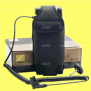 Genuine-Nikon-SD-9-AA-Battery-Pack-Power-Supply-for-SB-910-SB-900-Speedlight