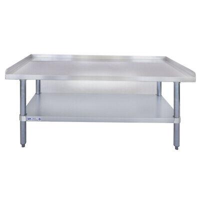 24 X 48 18-gauge Stainless Steel Equipment Stand With Undershelf