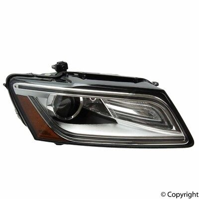 Headlight Assembly fits 2013-2014 Audi Q5  MFG NUMBER CATALOG