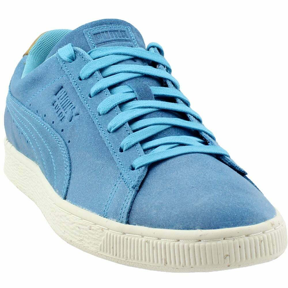Puma Suede Deco  Casual   Sneakers - Blue - Mens