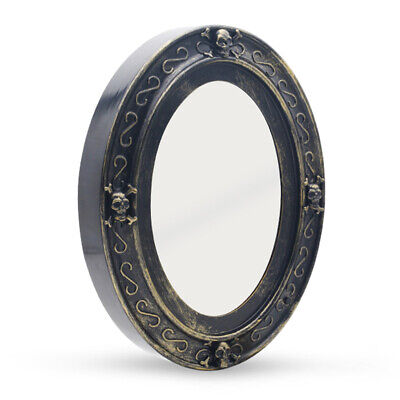 Motion Activated Haunted Mirror with Creepy Sound-Luminous Halloween Prop Decor