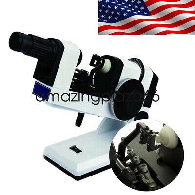 Manual Lensmeter Lensometer Focimeter Optometry Machine Lab Use Fda Approved