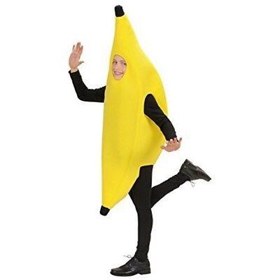 Children's Banana Child 158cm Costume For 60s 70s 80s Cartoon Fancy Dress - - Banana Costume For Kids