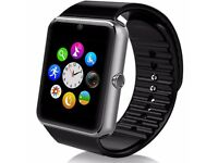 Bluetooth mobile phone smart watch | Android & iOS compatible | sim free phone usage
