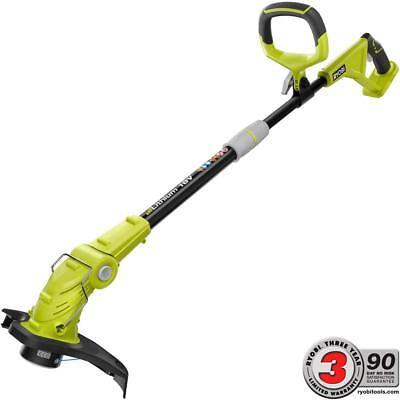 Cordless String Trimmer Lawn Edger Grass Cutter Electric Weed Wacker 18V Ryobi