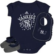 New York Yankees Onesie