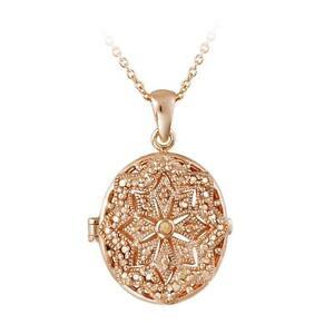 Rose Gold Necklace eBay