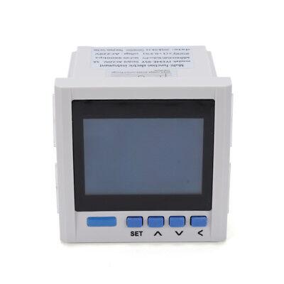 Intelligent Multifunction 3p 3-phase Lcd Digital Network Power Meter Rs485