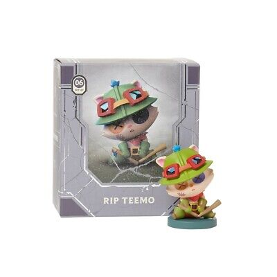 New LOL League Of Legends Yordle Team Minis Figure Set #7 5 Characters Limited