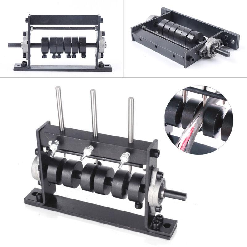 US Portable Manual Wire Stripping Machine Scrap Cable Peeling Stripper Machine