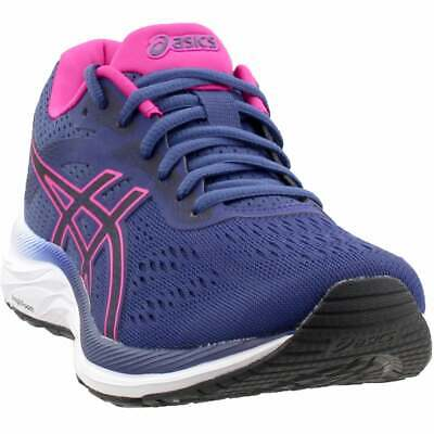 ASICS Gel-Excite 6  Casual Running Neutral Shoes - Blue - Womens