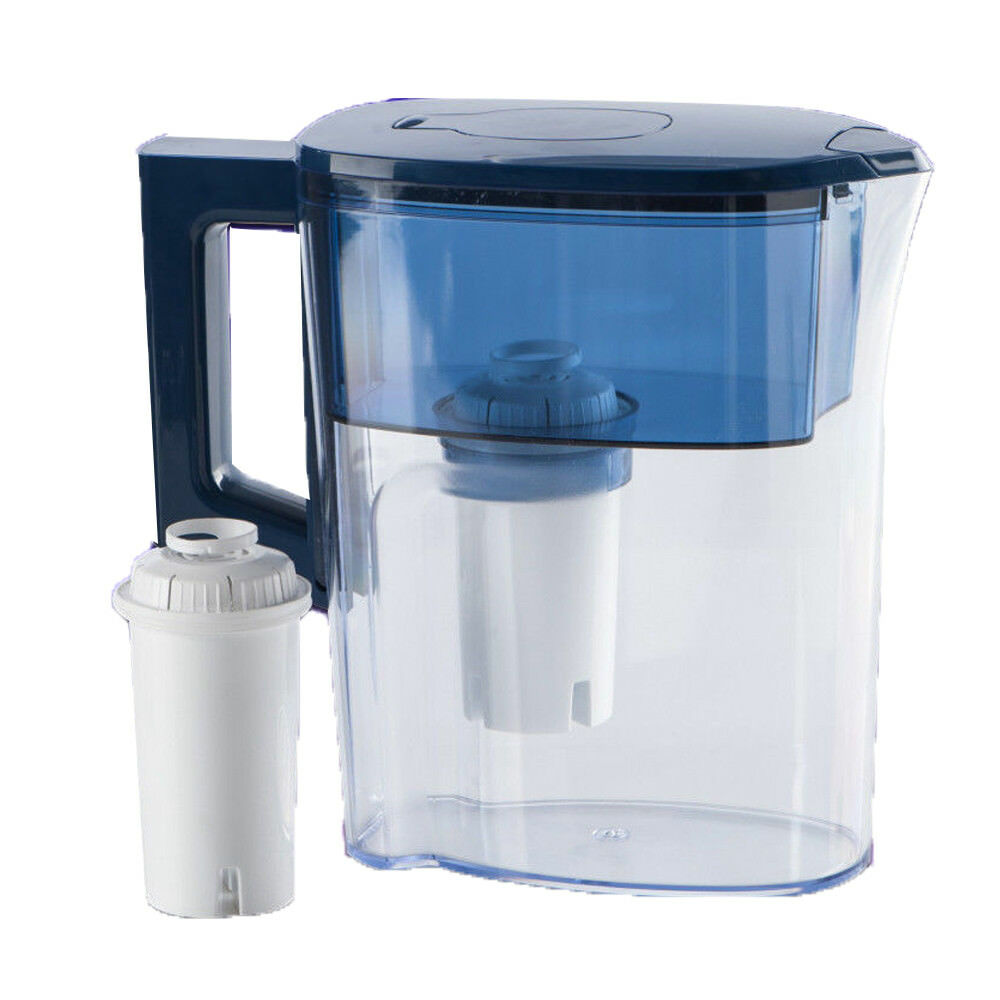 2.5L WATER FILTER PITCHER WITH 1 FILTER HOME DRINKING WATER