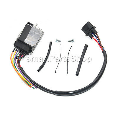 Electric Fan Control Unit 4F0 959 501 G For Audi A6 Allroad 2.7 TDI 2006-2011