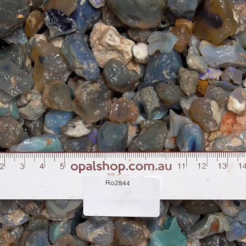 Begginer Nobby Grade Opal from Lightning Ridge Black Opal Country, - Ro2844