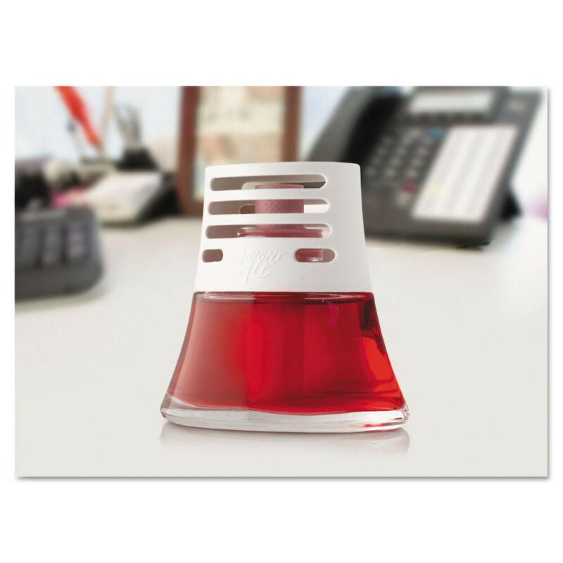 BRIGHT Air Freshener Macintosh Apple And Cinnamon Red 2.5oz 6/ctn 900022CT NEW