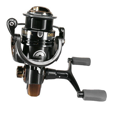 Interchangeable Left//Right Saltwater Freshwater Spinning Fishing Reel Wheel #ur