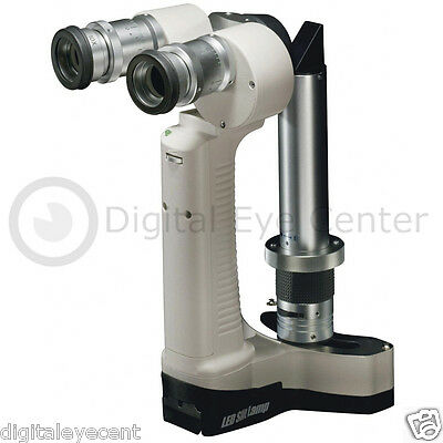 Portable Handheld Slit Lamp Wsmartphone Adapter- 2 Hours Battery