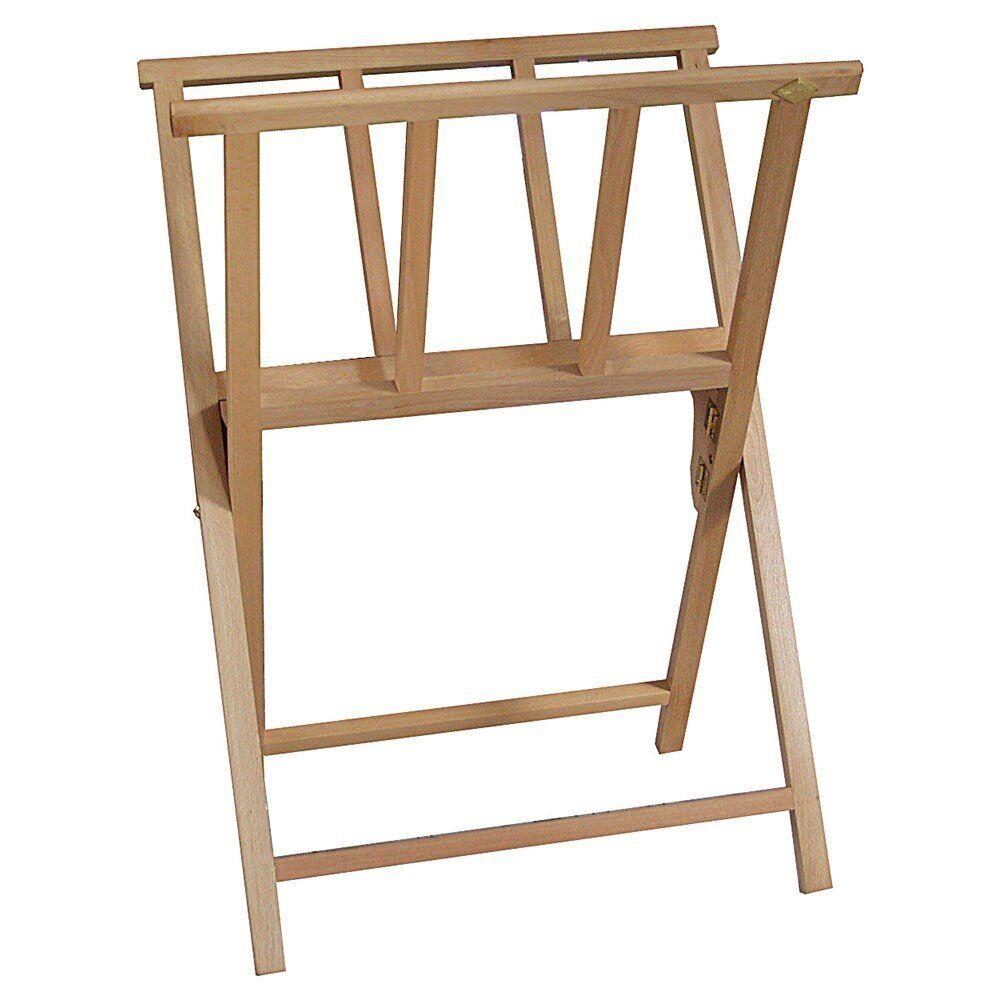 Wooden Print Display Rack, Art Stand