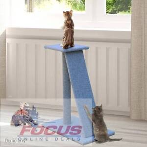 82cm Tall Cat Post with Ramp North Melbourne Melbourne City Preview