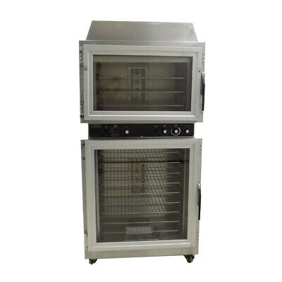 Duke Ahp0-618 Stainless Bakery Bread Convection 3-pan Oven 9-pan Proofer