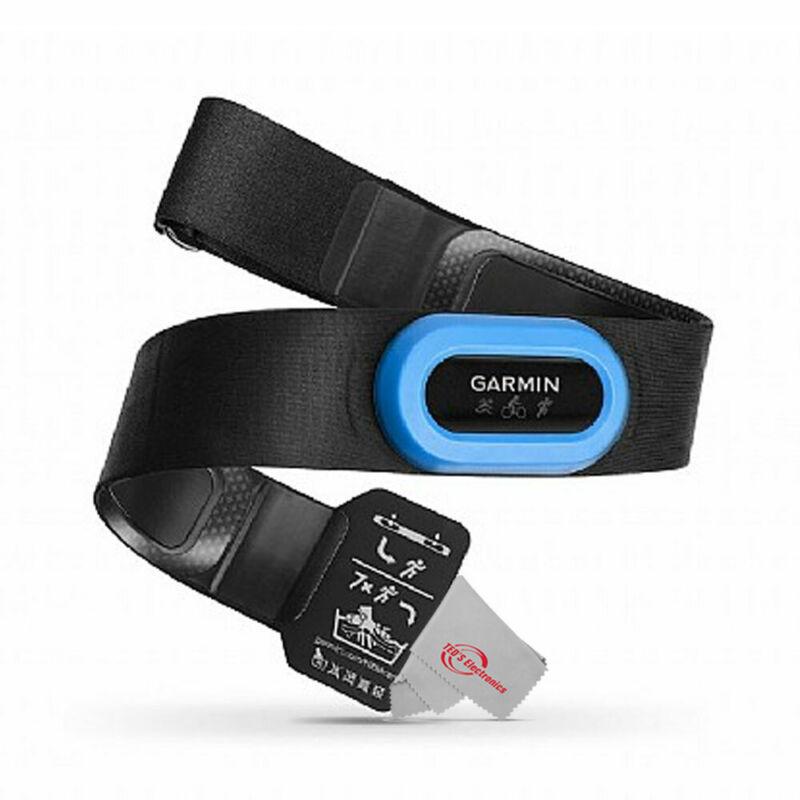 Garmin HRM-Tri Heart Rate Monitor 010-10997-09 for Triathletes