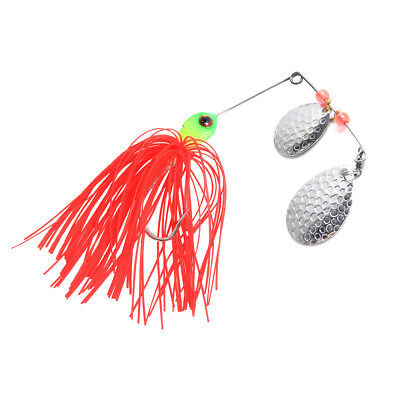ROYALE GOLD SPINNER BAIT fishing lure for pike perch mackerel bass 1st CLASS UK