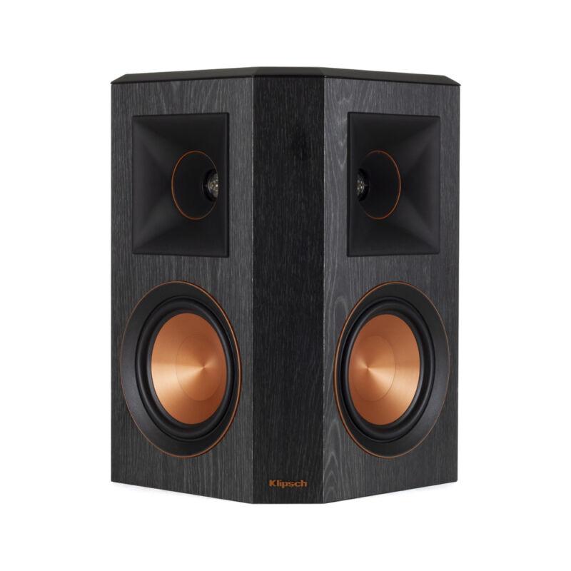 Klipsch Rp-502s Ebony Surround Speaker - Pair