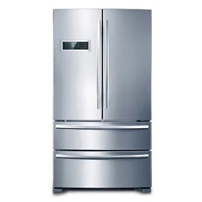 Whirlpool WHC705EN French Door 20.2 cu ft Stainless Steel Refrigerator 220 Volt