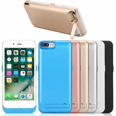 UK Portable Battery Case Battery Charger Power Cover For iPhone 6 6S Plus 7 8 X