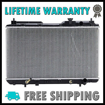 New Radiator for Honda CRV CR-V 1997 1998 1999 2000 2001 L4 Lifetime Warranty