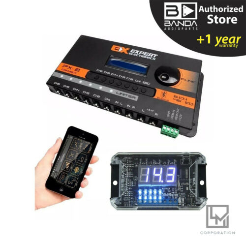 Banda Expert Px2 Bluetooth Connect Processor + Voltimeter VS1 3 Day Delivery