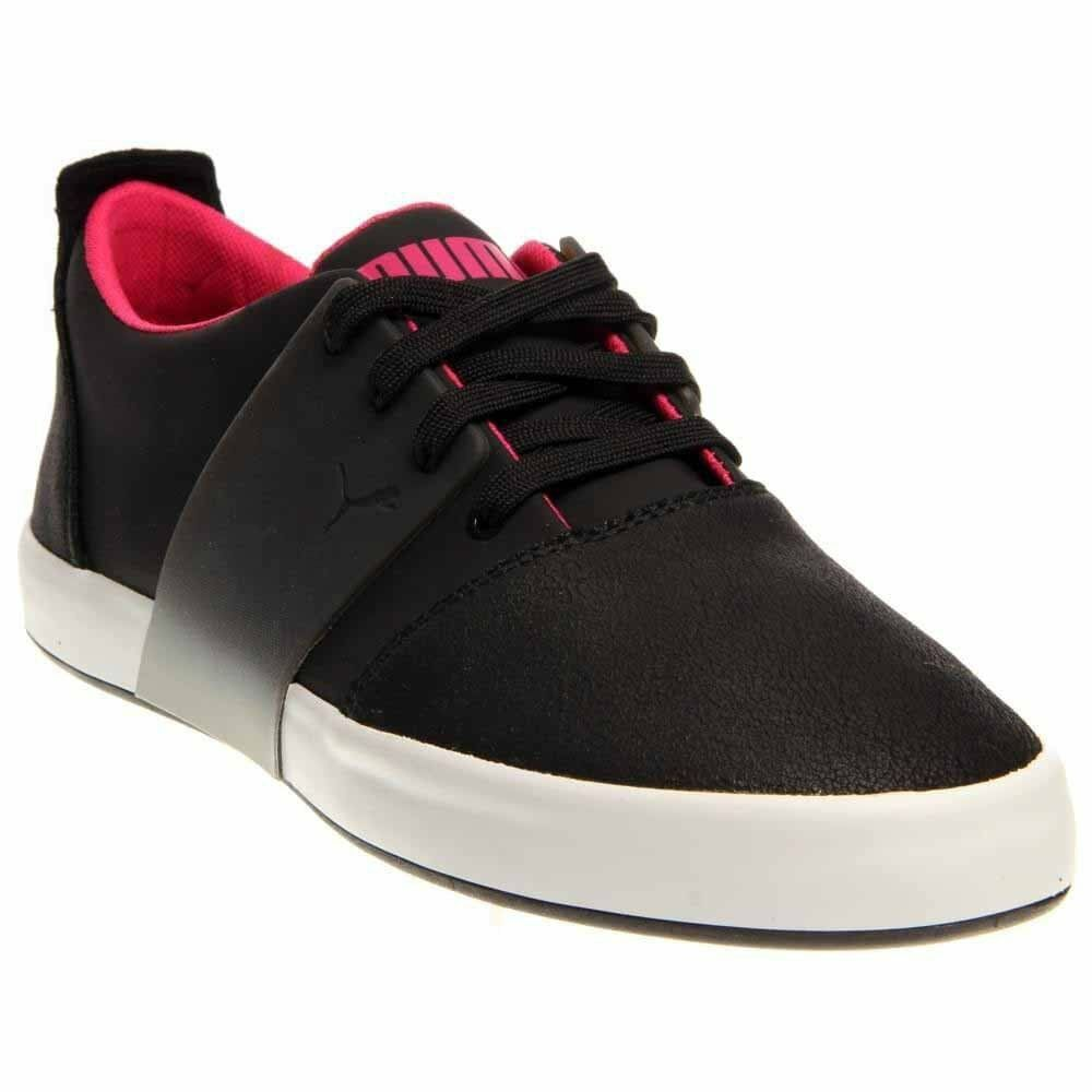 Puma El Ace III Lo Dip Dye  Casual   Sneakers - Black - Mens