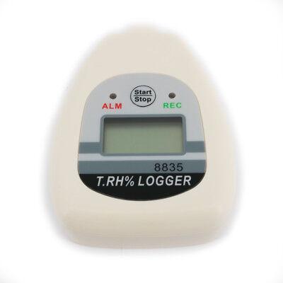 Az8835 Temperature Humidity Datalogger Temp.rh Data Logger With Cradle
