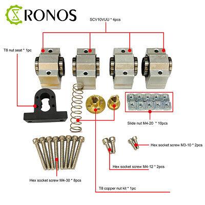 Cnc 3018 Pro X-axis Upgrade Kit Suit Cnc Router 3018 Pro