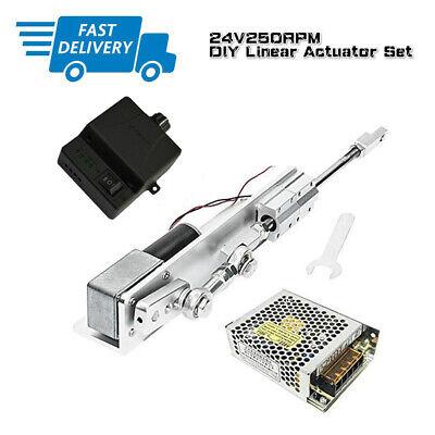 4200 RPM HC315G Johnson 315 Low Speed DC Motor w // Plug 24 V Low Current