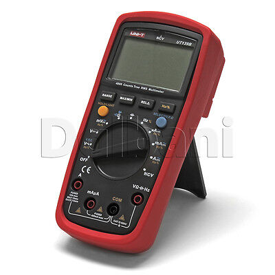 Ut139b Original New Uni-t True Rms Digital Multimeter