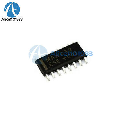 10pcs Max232ese Max232 Sop-16 Maxim Chip Ic